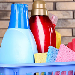 Laundry Detergents & Softeners